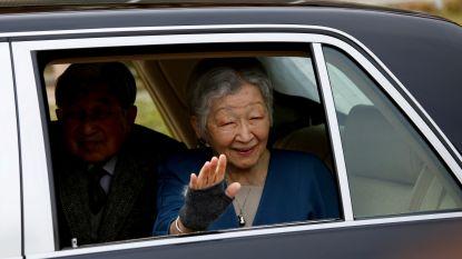 Japanse keizerin Michiko ondergaat operatie voor borstkanker