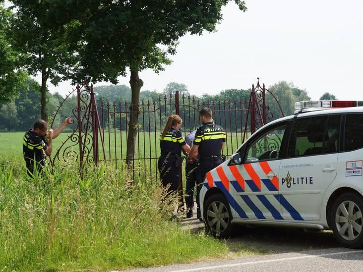 VIDEO: Gezochte man opgepakt in bos  Oudheusden, ander nog voortvluchtig: 'Onderneem geen actie, bel 112'
