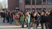 Prizma Middenschool houdt na examens minuut stilte voor slachtoffers 22 maart