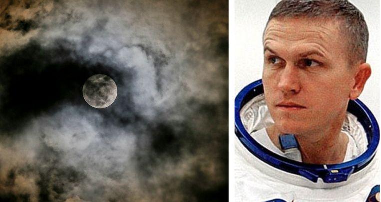 Frank Borman was niet onder de indruk van de maan.