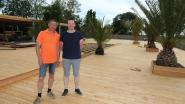 """Vleugje Tomorrowland in Langemark"""