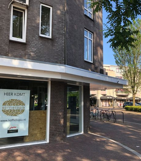 Koffietopia verhuist richting Veghelse Markt