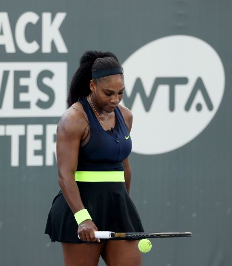 Serena verslaat Venus Williams in 31ste Sister Act