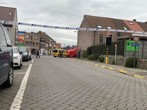 De Bloklaan en de Nieuwstraat bleven volledig afgesloten.