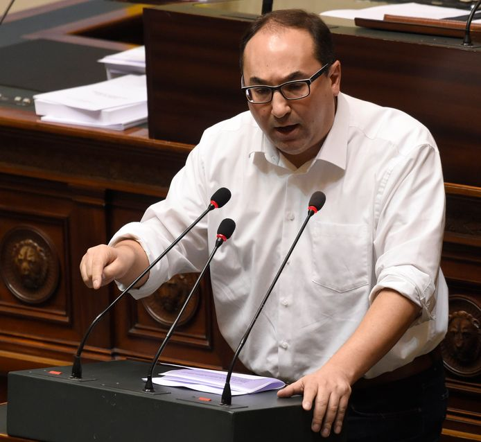 Ahmed Laaouej.