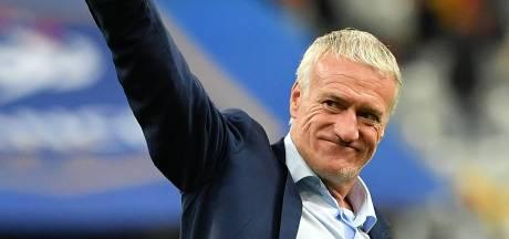 Deschamps tot en met WK 2022 bondscoach Frankrijk