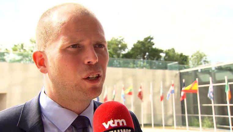 Theo Francken (N-VA), staatssecretaris voor Asiel en Migratie.
