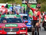 Kelderman loopt in op Nibali, Armée wint etappe