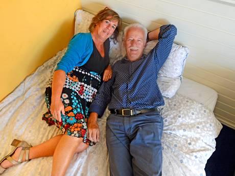 Slaapplekken voor bezoekers 'Het Verzet Kraakt'