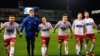 VIDEO. Play-off 2 kan ook leuk zijn: KV Kortrijk wint opnieuw na twee prachtige goals in blessuretijd