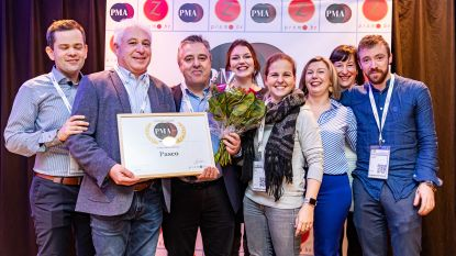 Award voor Pasco Business & PromoGifts