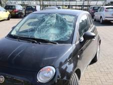 Fietsster aangereden door auto in Dongen