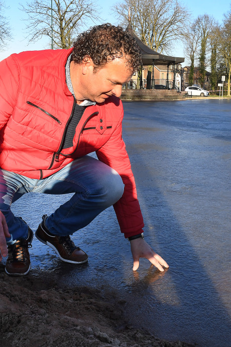 Wellicht vanmiddag schaatsen in het Land van Cuijk
