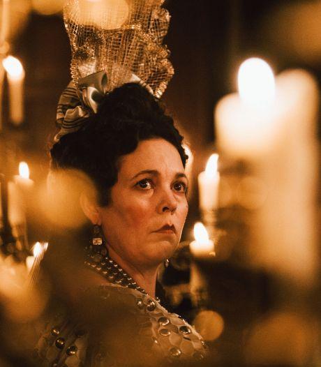 Olivia Colman: Queen Anne was krankjorum
