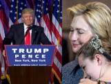 Zo verliep de vorige Amerikaanse verkiezingsnacht in 2016