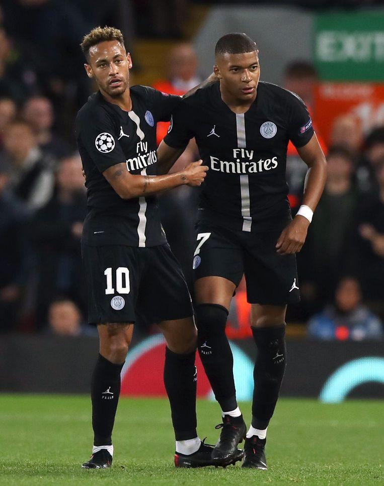 Neymar en Mbappé krijgen er flink van langs in L'Équipe.
