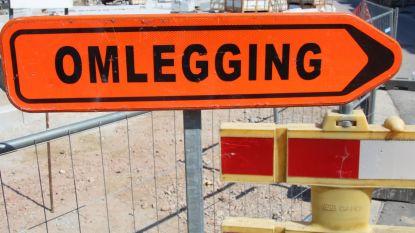 Opgelet: in augustus werken in omgeving Markt, onder meer Sint-Jansgasthuisstraat afgesloten