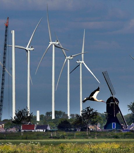 VDG zet poort nu toch open voor windmolens in de polder