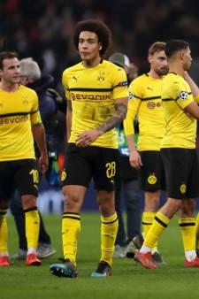 Borussia Dortmund: als je haar maar goed zit