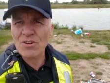 Agent woest om 'vuilnisbelt' op strandjes in Kampen: 'Geen woorden voor'