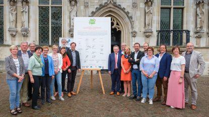 21 gemeenten ondertekenen Charter Gezonde Gemeente