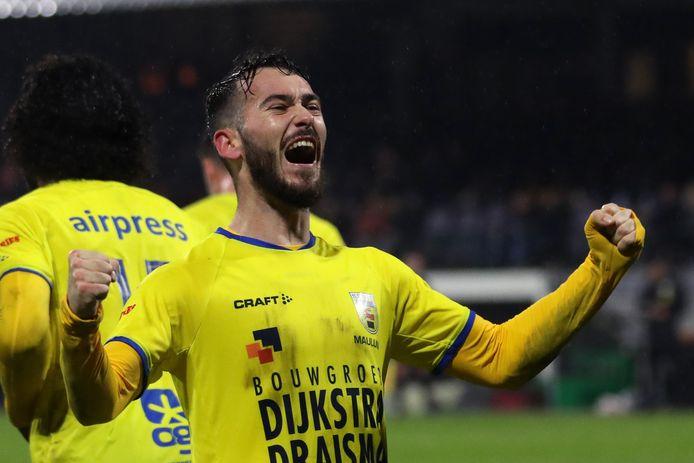 Cambuur Klopt Dordt En Loopt Uit Volendam Kan Periodetitel Ruiken Nederlands Voetbal Ad Nl