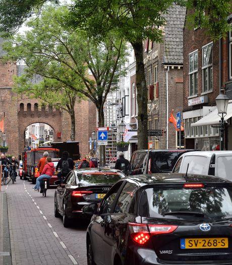 Uitstel van plannen voor autoluwe Amersfoortse binnenstad