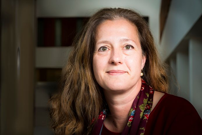 De baas van het ziekenhuis in Enschede, Sophia de Rooij mist haar gezin en sociale contacten in Amsterdam.