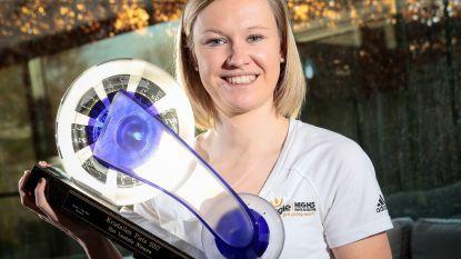 Jolien D'hoore volgt zichzelf op en wint Kristallen Fiets voor vrouwen voor het tweede jaar op rij
