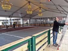 Schaatsliefhebbers kunnen vanaf zaterdag in Sluis terecht
