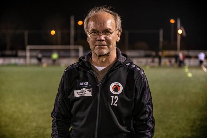 Terneuzen-trainer Eddy van der Hooft.
