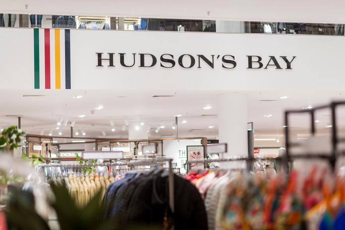 12055408477599 Hudson's Bay gaat ook in Enschede op de schop, de vraag is hoe?   Enschede    tubantia.nl