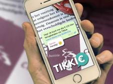Collegegeld en boetes kunnen nu gewoon betaald worden via Tikkie