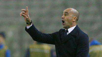 """Roberto Martínez gaat ook in Zwitserland vol voor de zege: """"We hebben zo een topkern dat we altijd en overal willen winnen"""""""