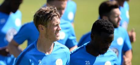 Wout Weghorst twijfelt over oude club en hoopt op lachende kampioen