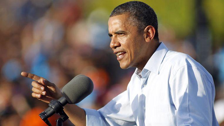 Barack Obama Beeld ap