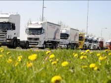 Maandenlang uitgekeken naar Truckersrun in Moerdijk