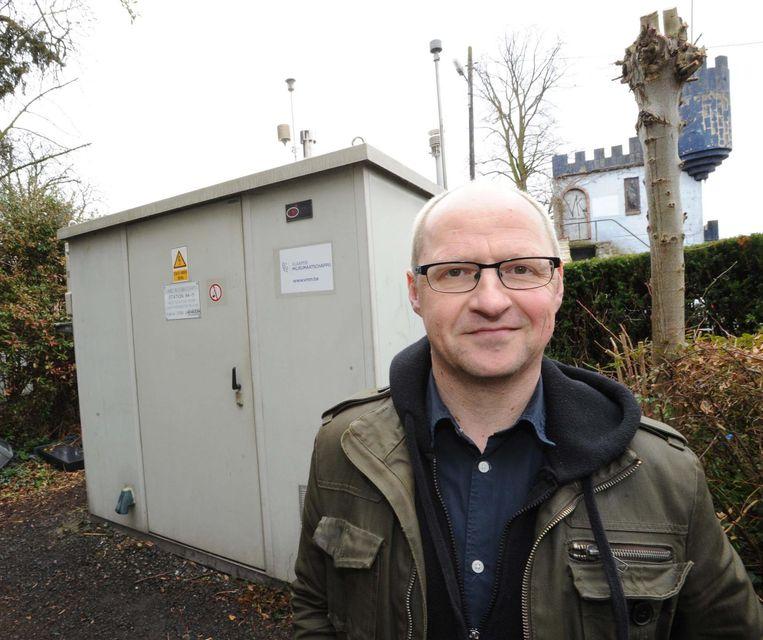 Oppositieraadslid Bart Verstockt (Groen) betreurt het geruzie tussen meerderheidspartijen Open Vld en Klaver/N-VA.
