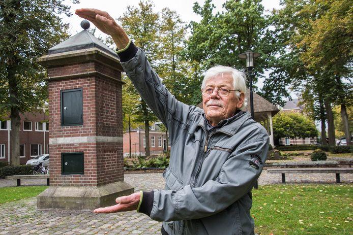 Oisterwijker Frans van den Oetelaar pleitte er drie jaar geleden voor de dorpspomp van de Lind naar de Burgemeester Verwielstraat te verplaatsen. Het pakte anders uit.