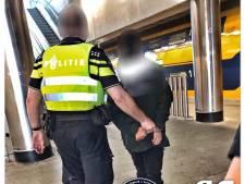 Vechtpartij op Utrecht CS leidt tot vondst grote bal hasj