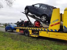 In beslag genomen goederen in Prinsenbeek hebben totale waarde van meer dan 176.000 euro
