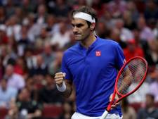 Federer en Zverev bezorgen Europa de Laver Cup