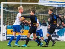 Vroomshoopse Boys verslaat Den Ham in weinig hoogstaande derby