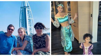 SHOWBITS. Jan Verheyen ontdekt Dubai en Chrissy Teigen solliciteert voor de rol van Jasmine in de 'Aladin'-film