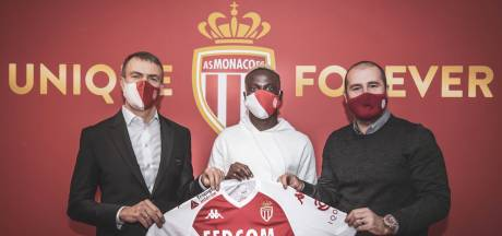 Krépin Diatta, déjà repris pour le choc entre Monaco et l'OM