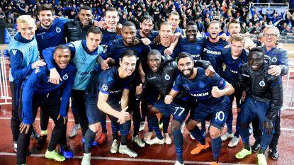 Onze punten voor Club Brugge: drie zesjes, maar vooral veel zevens en één grote uitblinker