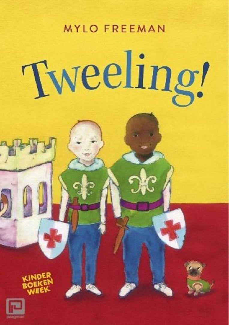 Tweeling! van Mylo Freeman Beeld