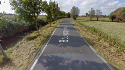 Vrouw belandt met wagen in Bourgognevaart, maar blijft ongedeerd