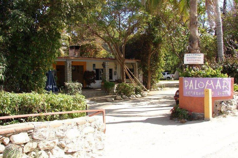 Palomar Restaurant & Bar