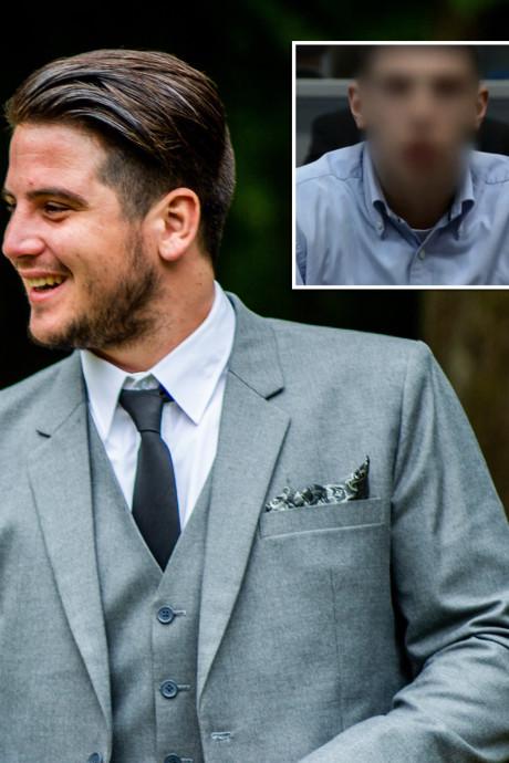 'Lucas (25) overleed nadat hij van achteren hard op zijn hoofd werd geslagen door Dirk K.'